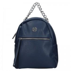 Dámský batoh Marina Galanti Frida - modrá