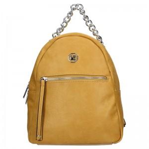Dámský batoh Marina Galanti Frida - žlutá