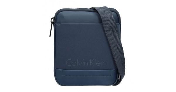e53347388b Pánská taška přes rameno Calvin Klein Greg - modrá