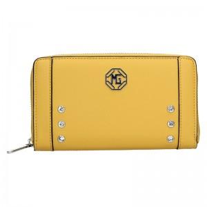 Dámská peněženka Marina Galanti Emma - žlutá