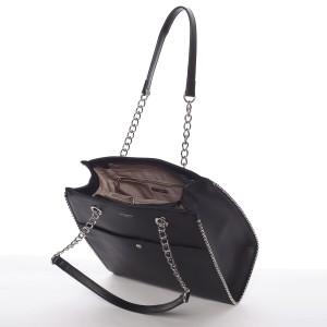 Dámská kabelka David Jones Iva - černá