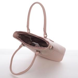 Dámská kabelka David Jones Mirka - růžová