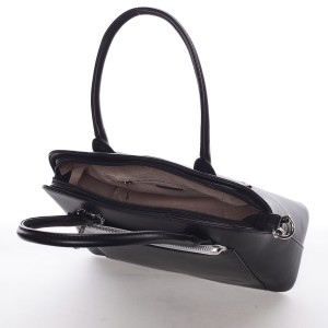 Dámská kabelka David Jones Lirra - černá