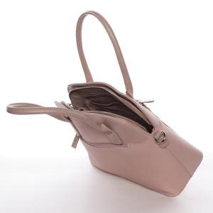 Dámská kabelka David Jones Lirra - růžová