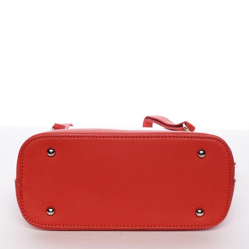 Dámská crossbody kabelka David Jones Blanka - červená