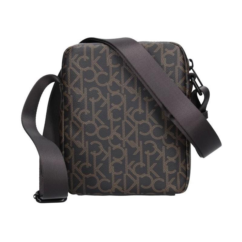 Pánská taška přes rameno Calvin Klein Logic - hnědá