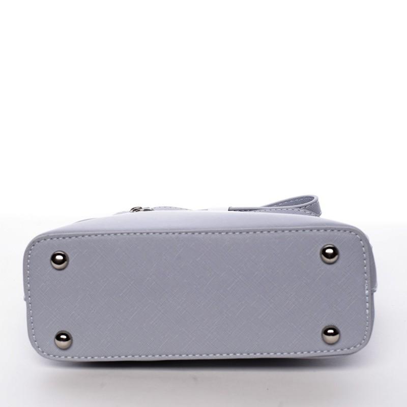 Dámská crossbody kabelka David Jones Avril - modrá