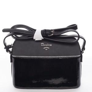 Dámská crossbody kabelka David Jones Kelly - černá