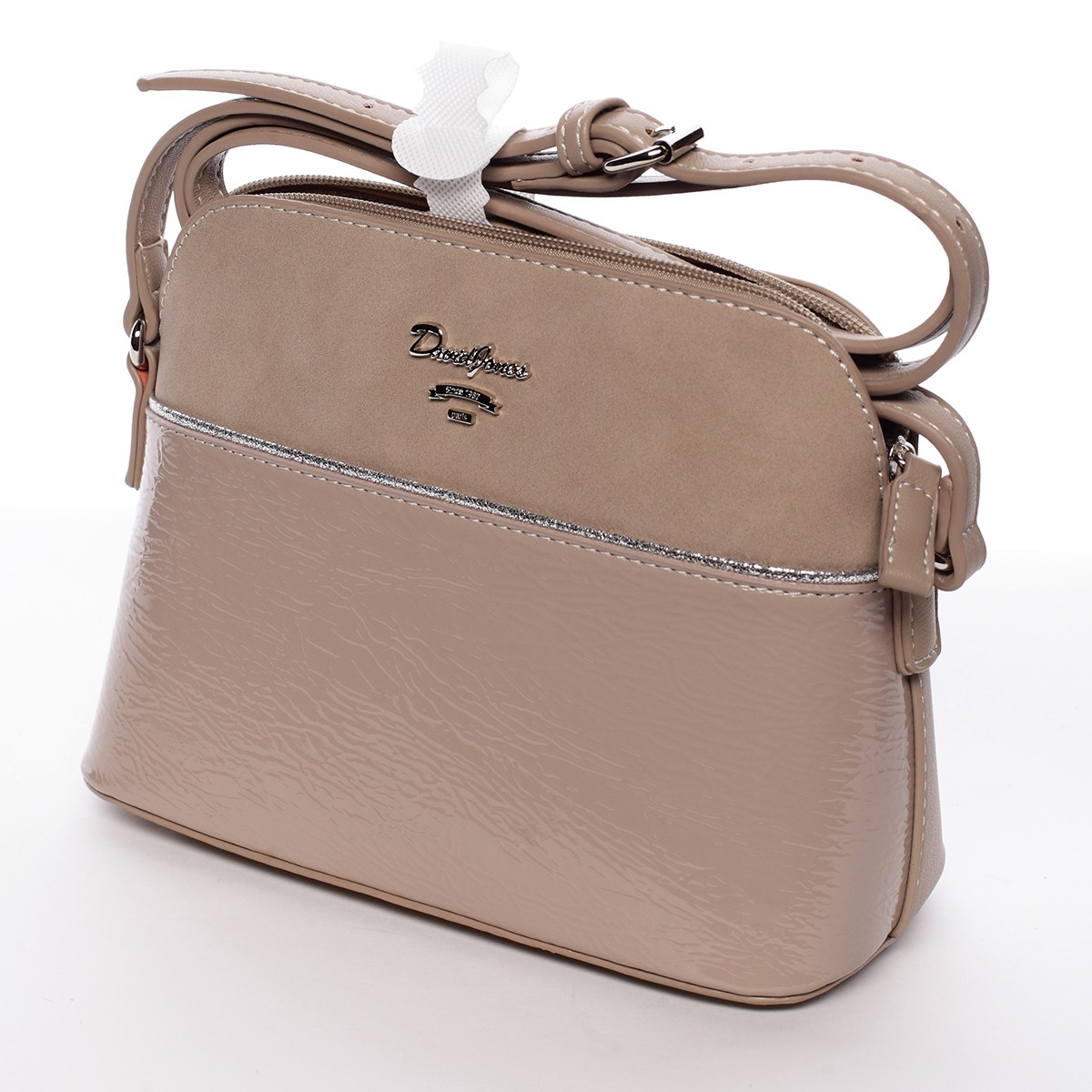 5a86c0563b Dámská crossbody kabelka David Jones Kelly - camel