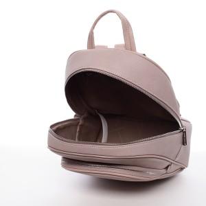 Módní dámský batoh David Jones Aqua - růžová
