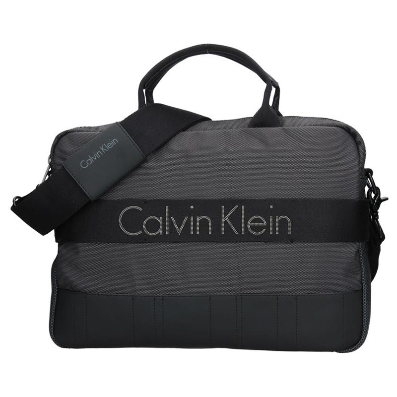 Pánská taška přes rameno Calvin Klein Paul - černá 2893ad105b7
