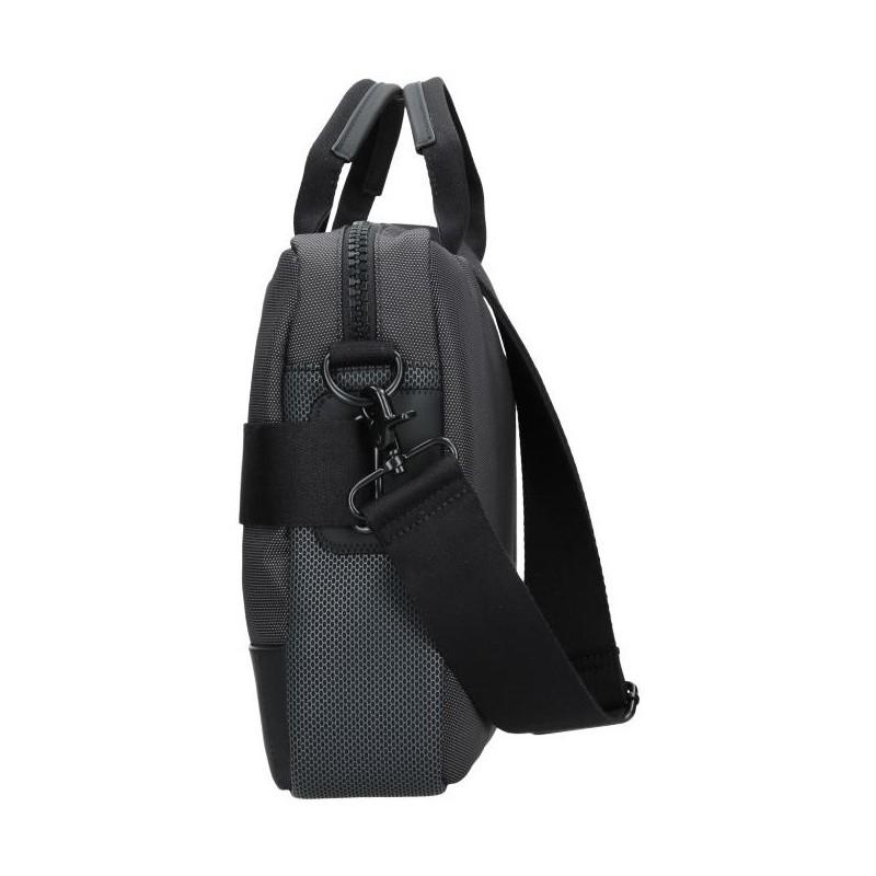 Pánská taška přes rameno Calvin Klein Paul - černá
