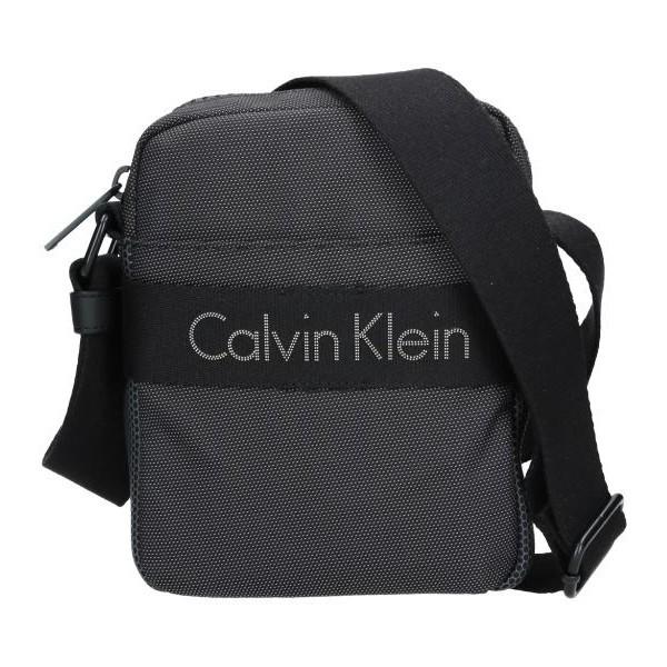 Pánská taška přes rameno Calvin Klein Hardy - černá