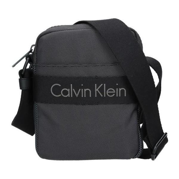 Pánská taška přes rameno Calvin Klein Hardy - černá 313e38efa0e