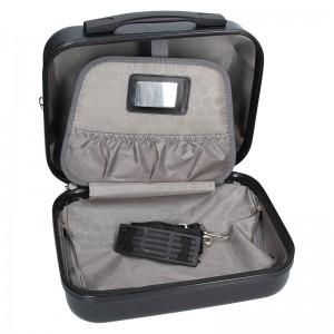 Sada dvou cestovních kufrů Airtex Worldline 531/2 - bílá