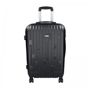 Cestovní kufr Airtex Worldline Kuga M - černá