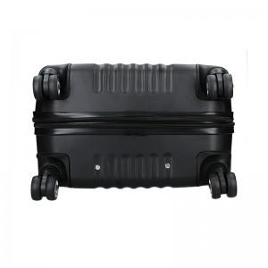 Cestovní kufr Airtex Worldline Kuga L - černá