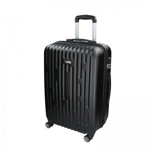 Cestovní kufr Airtex Worldline Kuga M - tmavě červená