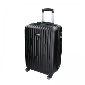 Cestovní kufr Airtex Worldline Kuga L - tmavě červená