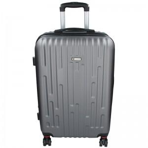 Cestovní kufr Airtex Worldline Kuga L - šedá
