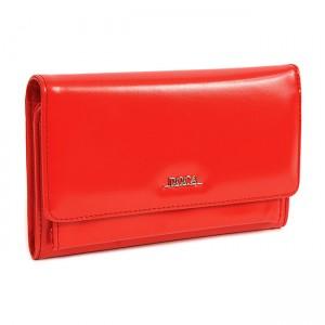 Dámská peněženka Doca 65329 - červená