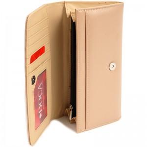 Dámská peněženka Doca 65331 - béžová