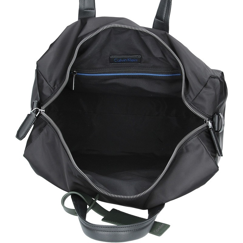 Pánská cestovní taška Calvin Klein Marlon - černá