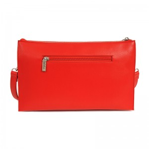 Dámská crossbody kabelka Doca 14834 - červená