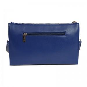 Dámská crossbody kabelka Doca 14835 - modrá