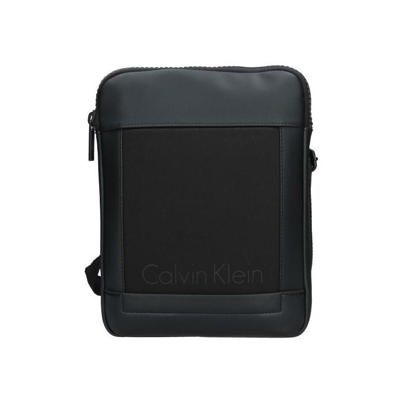 Pánská taška přes rameno Calvin Klein Maxim - černá