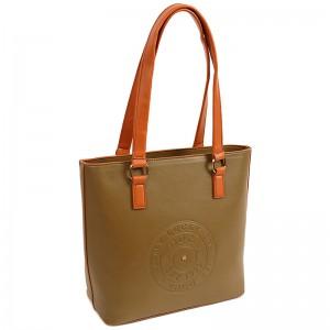 Dámská kabelka Doca 14514 - khaki