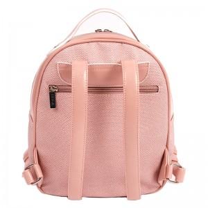 Dámský batoh Doca 14631 - růžová