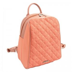 Dámský batoh Doca 14605 - růžová
