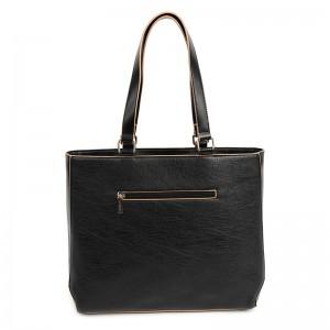 Dámská kabelka Doca 14591 - černá