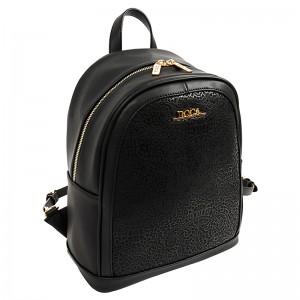 Dámský batoh Doca 15020 - černá