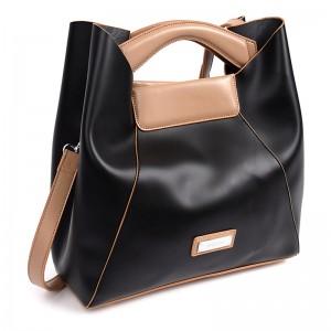 Dámská kabelka Doca 15110 - černá