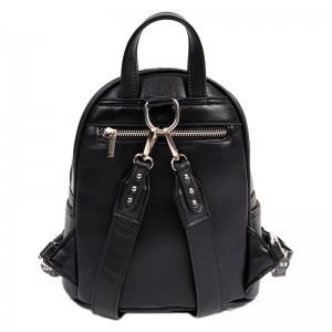 Dámský batoh Doca 14709 - černá