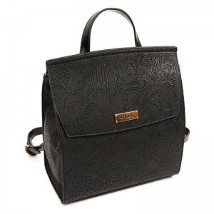 Dámský batoh Doca 14478 - černá