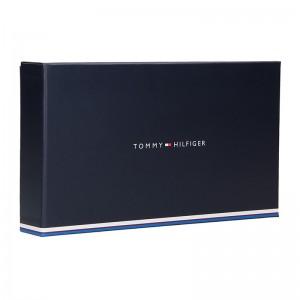 Dámská peněženka Tommy Hilfiger Sandra - tmavě modrá