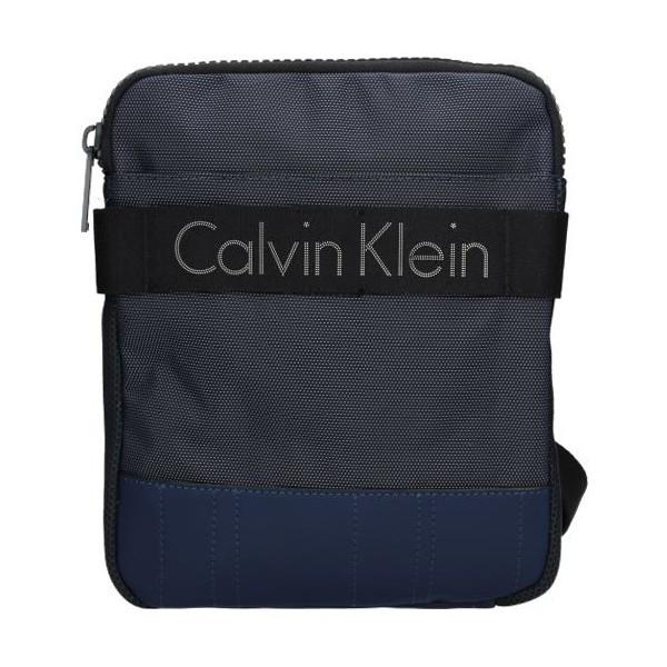 Pánská taška přes rameno Calvin Klein Felix - modrá