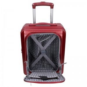 Cestovní kufr Airtex Paris Genym - černá