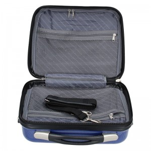 Sada dvou cestovních kufrů Madisson Elma - bílá