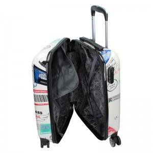 Palubní cestovní kufr Madisson Post