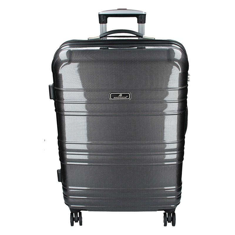 Cestovní kufr Madisson Monaco L - černá 82l