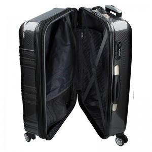 Sada 3 cestovních kufrů Madisson Monaco S,M,L - černá