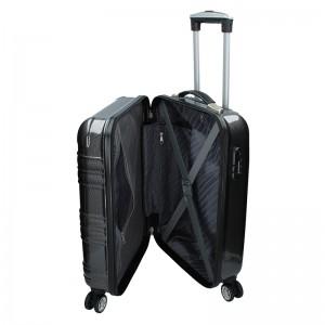 Příruční cestovní kufr Madisson Monaco S - bílá