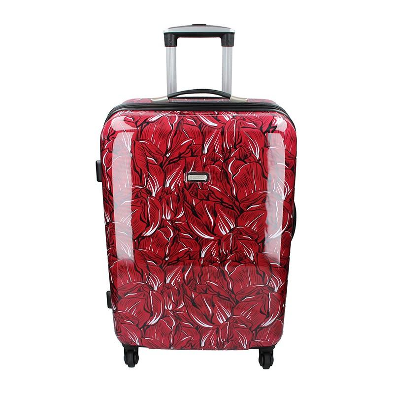 Cestovní kufr Madisson Nice M - červená 83l