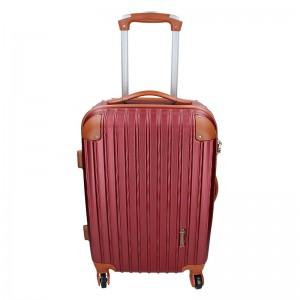 Cestovní kufr Madisson Apolen S - vínová