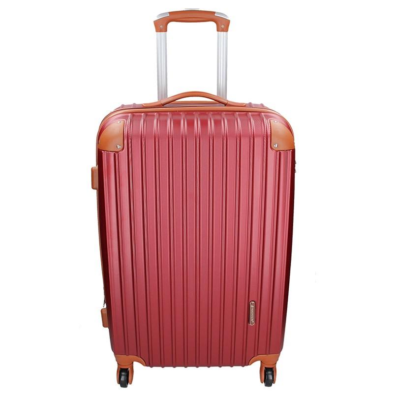 Cestovní kufr Madisson Apolen L - vínová 103l