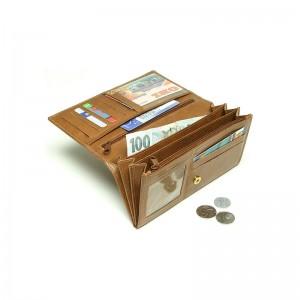 Dámská peněženka Lagen Monas - hnědá
